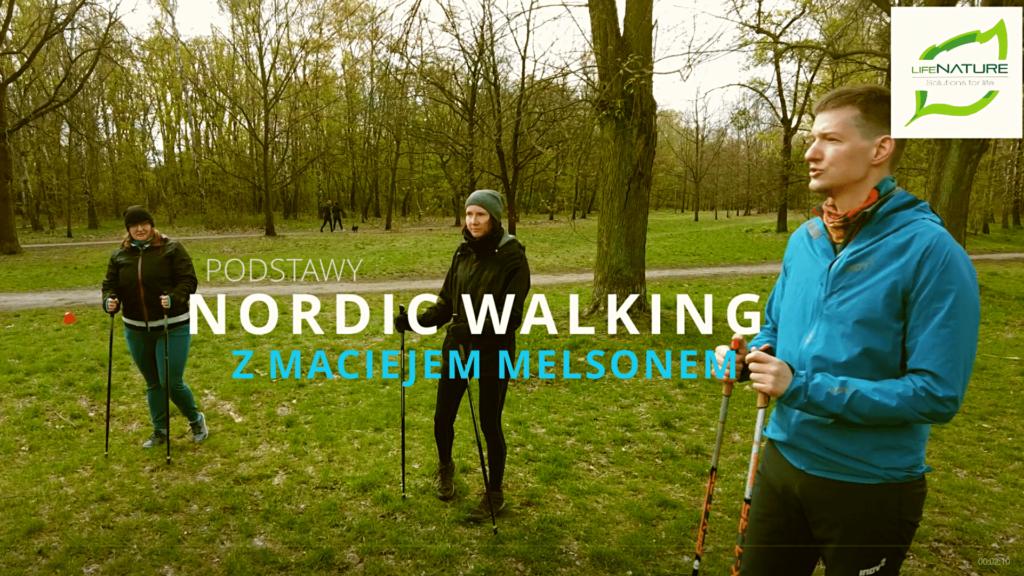 nordic walking podstawy