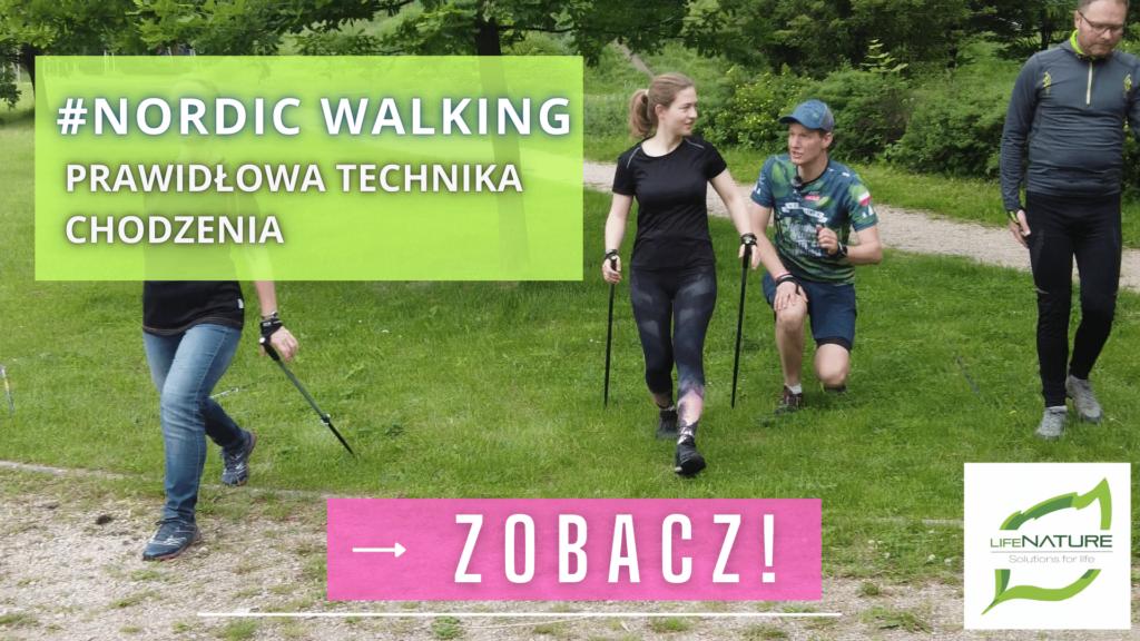 podstawy techniki nordic walking